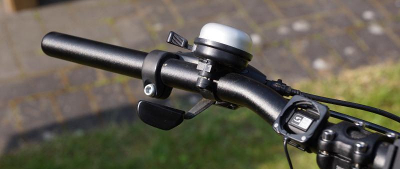 Fahrradlenker ohne Griffe