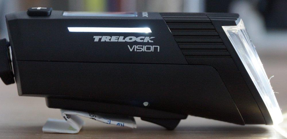 Trelock Vision Seitenansicht