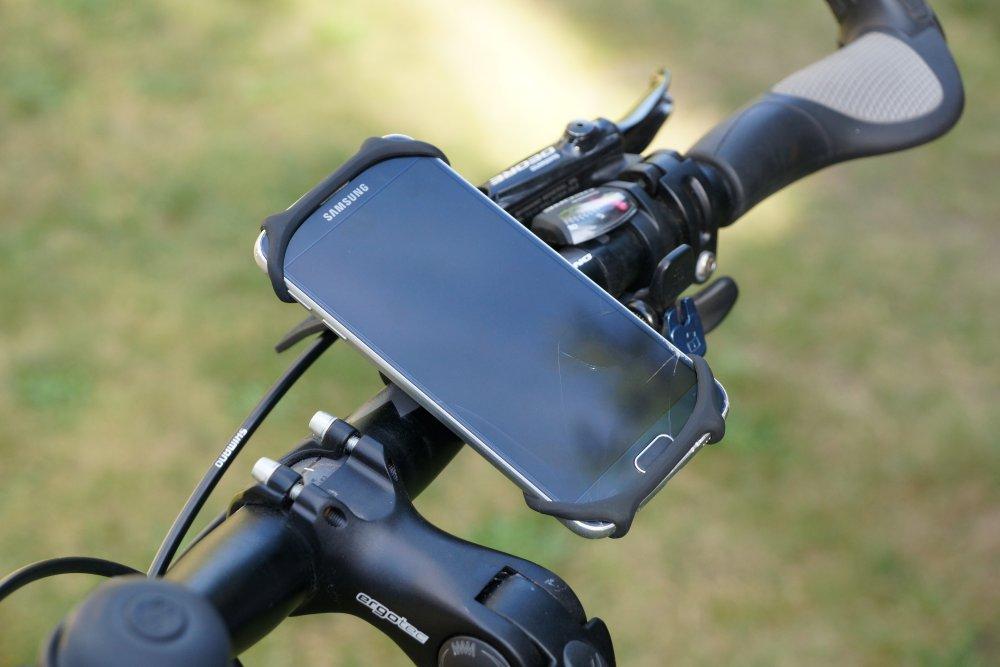 Silico Phone Mount Test