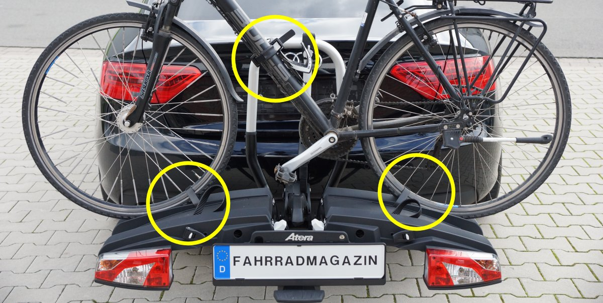 Atera Genio Pro Fahrradtraeger