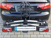 Bullwing SR7 Test Fahrradträger