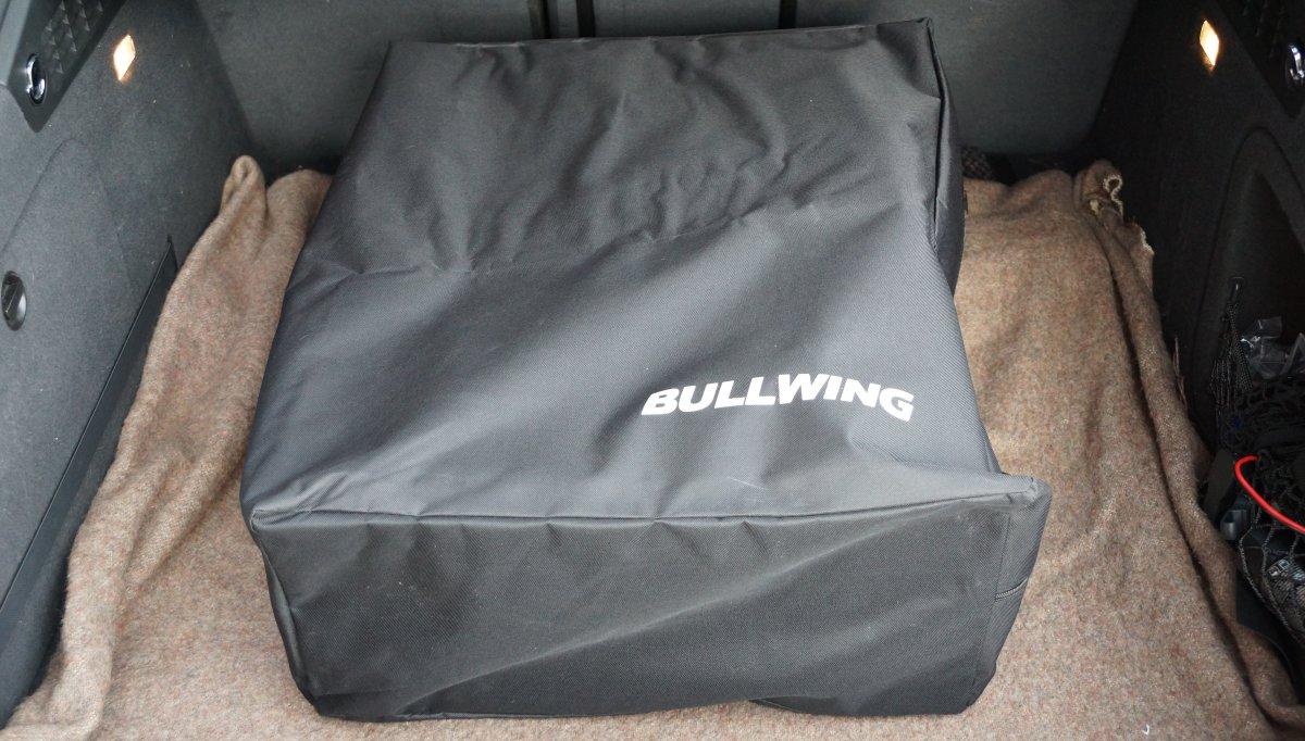 Bullwing Tasche für Fahrradträger