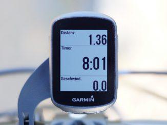 Garmin Edge 130 Test